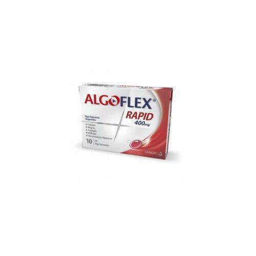 ALGOFLEX RAPID 400MG LÁGY KAPSZULA 10X