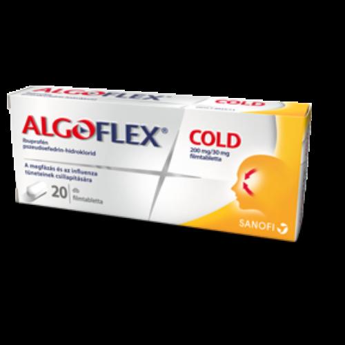 ALGOFLEX COLD 200MG/30MG FILMTABLETTA 20X