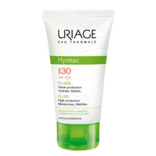URIAGE HYSEAC FLUID SPF30 50ML